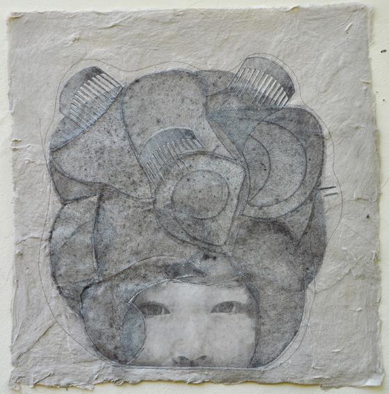 grafite, filo - cm 65x65